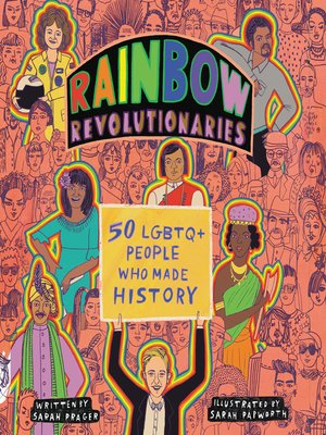 cover image of Rainbow Revolutionaries