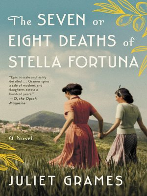 cover image of The Seven or Eight Deaths of Stella Fortuna