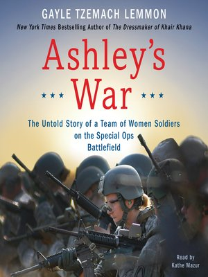 cover image of Ashley's War