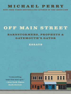 cover image of Off Main Street