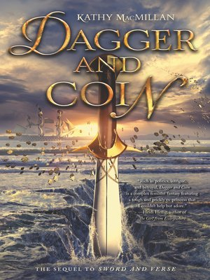 cover image of Dagger and Coin