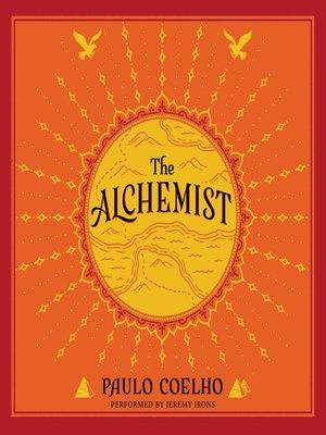 The Alchemist by Paulo Coelho · OverDrive (Rakuten OverDrive ...