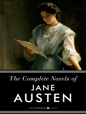 cover image of The Complete Novels of Jane Austen