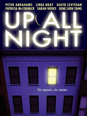 cover image of Up All Night
