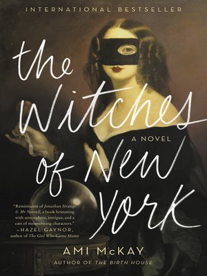 cover image of The Witches of New York