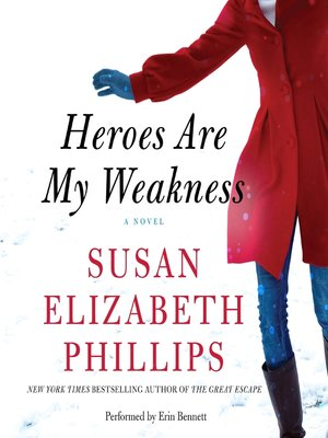 cover image of Heroes Are My Weakness
