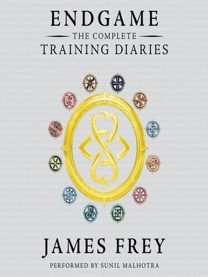 cover image of Endgame: The Complete Training Diaries
