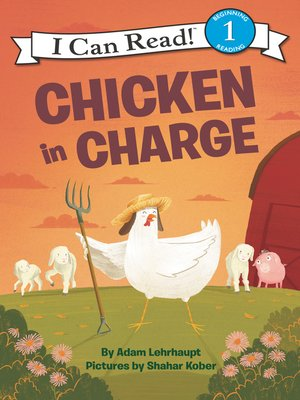 cover image of Chicken in Charge