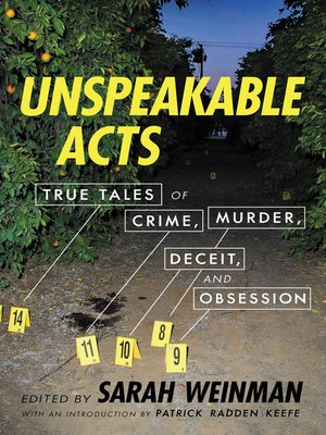 cover image of Unspeakable Acts