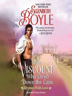 cover image of The Viscount Who Lived Down the Lane
