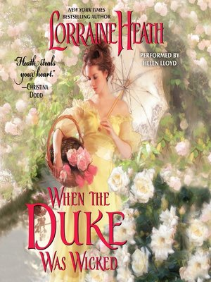 when the duke was wicked heath lorraine