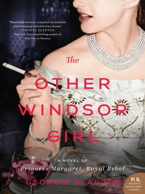 cover image of The Other Windsor Girl