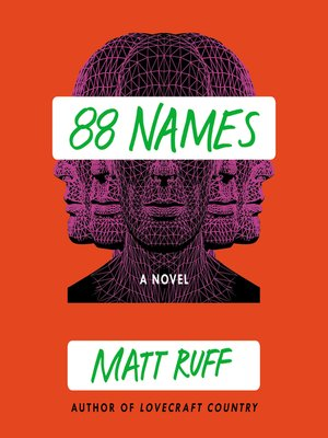 cover image of 88 Names