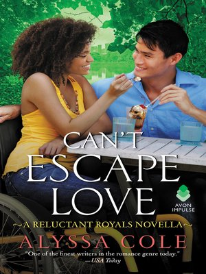cover image of Can't Escape Love