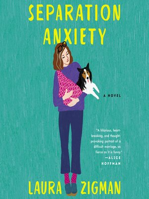 cover image of Separation Anxiety
