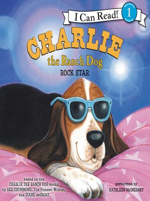 cover image of Charlie the Ranch Dog