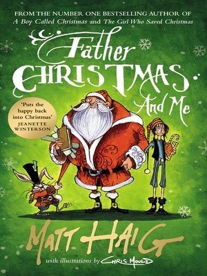 cover image of Father Christmas and Me