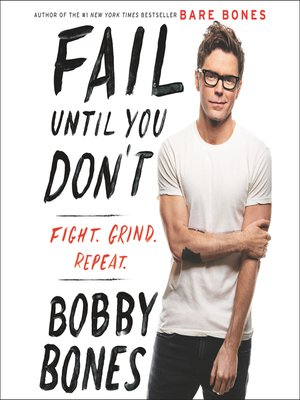 cover image of Fail Until You Don't