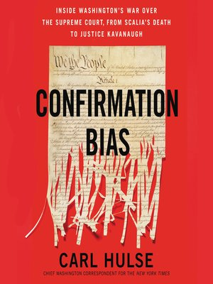 cover image of Confirmation Bias
