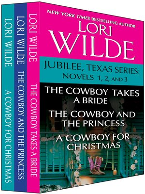 cover image of Jubilee, Texas Series