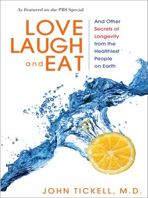 cover image of Love, Laugh, and Eat