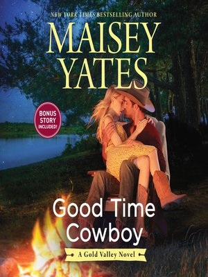 cover image of Good Time Cowboy
