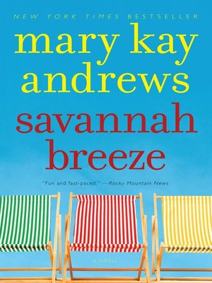 cover image of Savannah Breeze