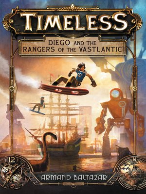 cover image of Diego and the Rangers of the Vastlantic