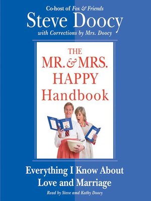 cover image of The Mr. & Mrs. Happy Handbook