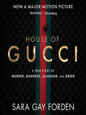 cover image of The House of Gucci