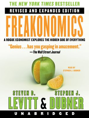cover image of Freakonomics Revised and Expanded