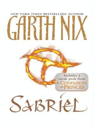 cover image of Sabriel with Bonus Material
