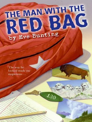 cover image of The Man with the Red Bag