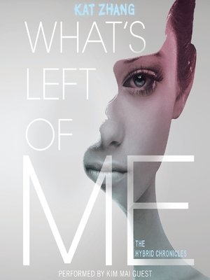 cover image of What's Left of Me
