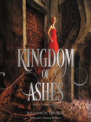 cover image of Kingdom of Ashes