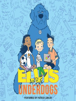 cover image of Elvis and the Underdogs