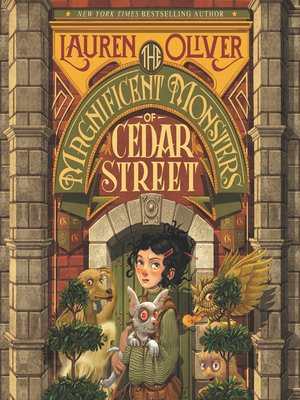 cover image of The Magnificent Monsters of Cedar Street