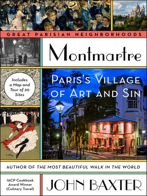 cover image of Montmartre