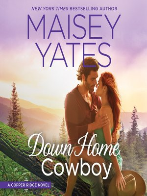 cover image of Down Home Cowboy