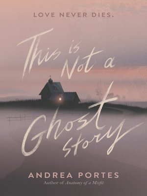 cover image of This Is Not a Ghost Story