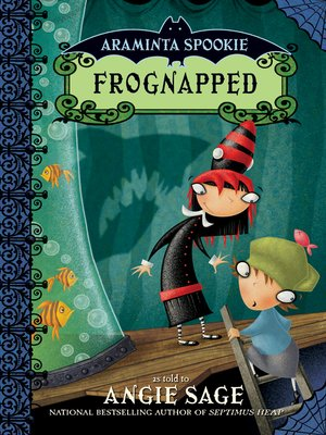 cover image of Frognapped