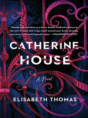 Catherine House Book Cover