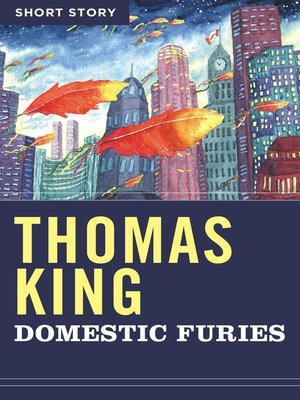 cover image of Domestic Furies