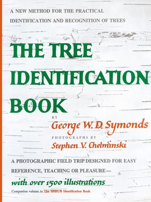 cover image of Tree Identification Book