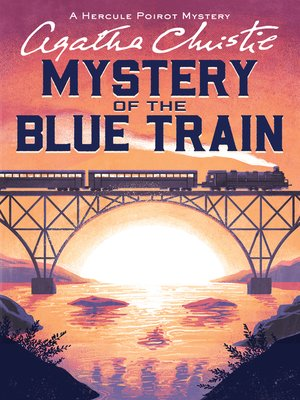 cover image of The Mystery of the Blue Train