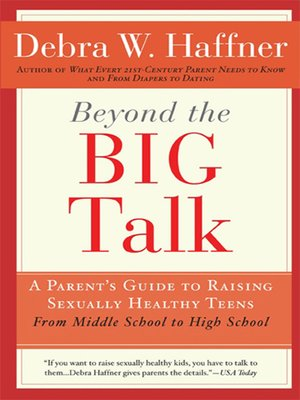 cover image of Beyond the Big Talk