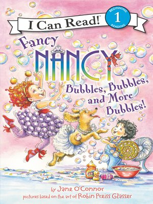 cover image of Fancy Nancy