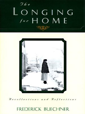 cover image of The Longing for Home