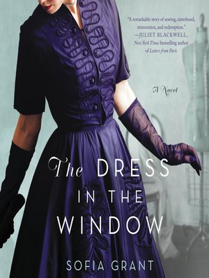 cover image of The Dress in the Window
