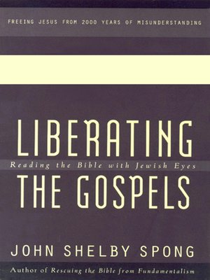 cover image of Liberating the Gospels